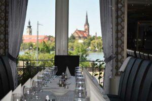 Magyarország legújabb felnőttbarát szállodája Ráckevén