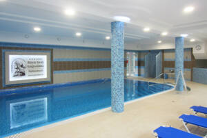 Pihenés és gyógyulás Európa legnagyobb fürdője mellett