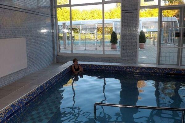 Hévízi pihenés saját termál medencével rendelkező hotelben