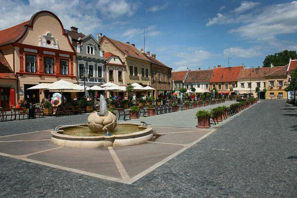 Történelmi hangulatú pihenés Kőszeg belvárosában